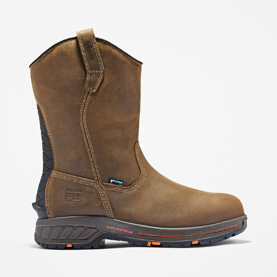 Men's Timberland PRO® Helix HD Comp Toe Pull-On Work Boots