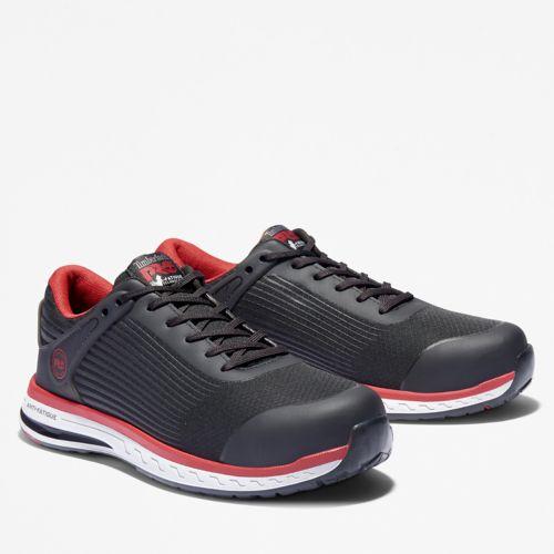 Men's Timberland PRO® Drivetrain Composite-Toe Work Shoes-