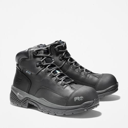 "Men's Timberland PRO® Bosshog 6"" Comp Toe Work Boots-"