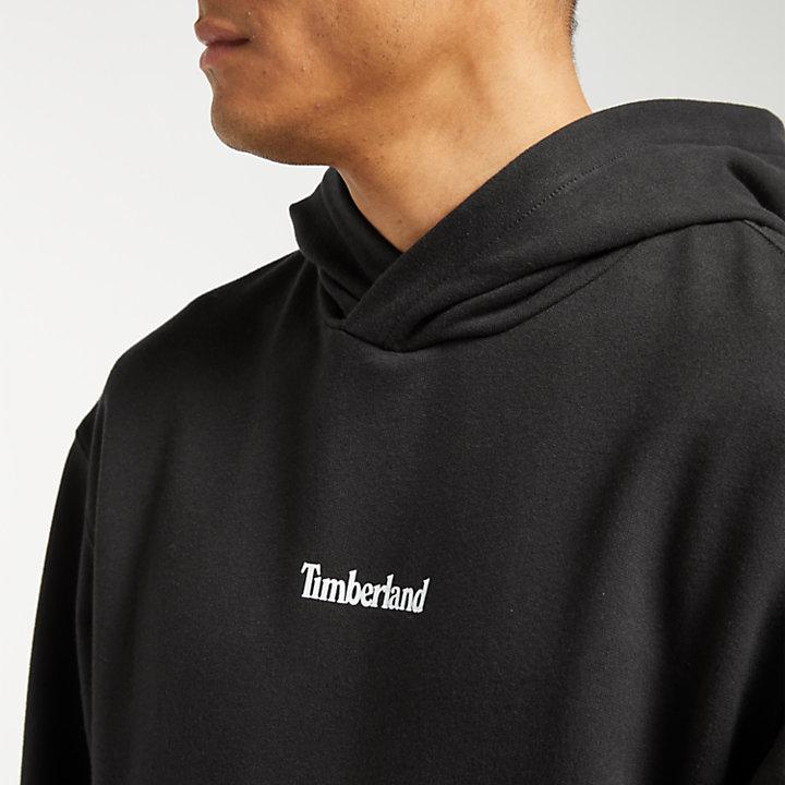 Men's Double-Logo Hoodie-