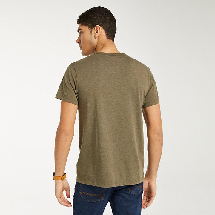 Men's Vintage-Inspired Graphic T-Shirt-