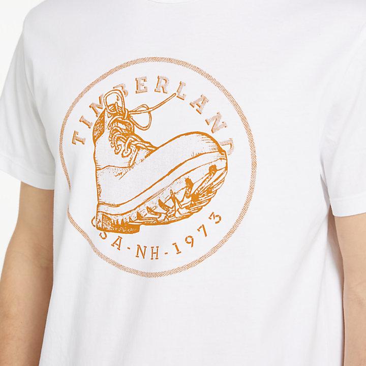 Men's Classic Boot Graphic T-Shirt-