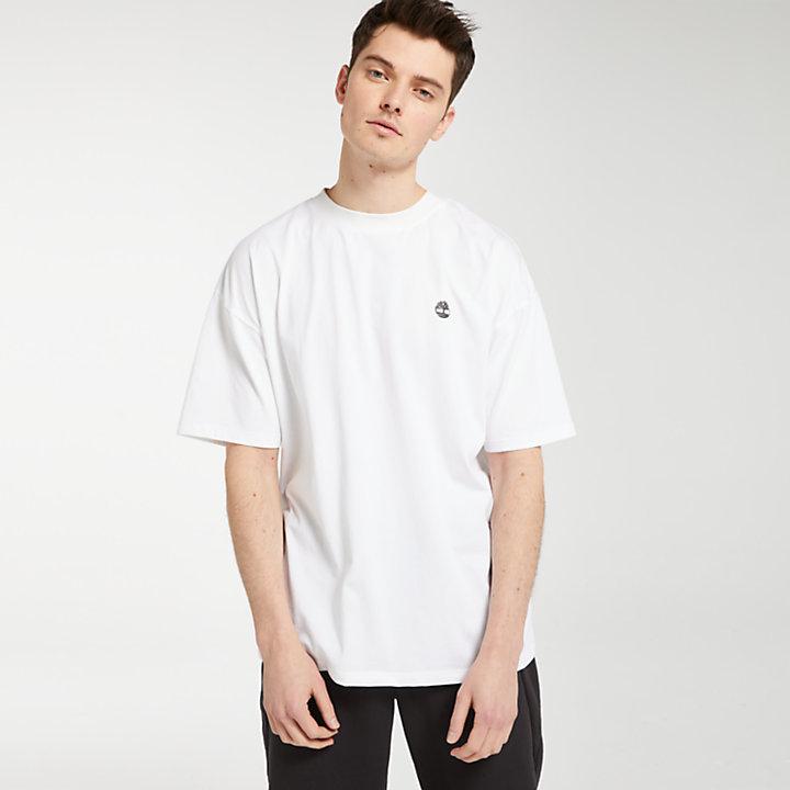 Men's Back Camo Tree Graphic T-Shirt-