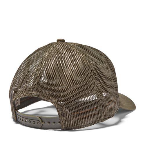 Men's 3D-Logo Trucker Hat-