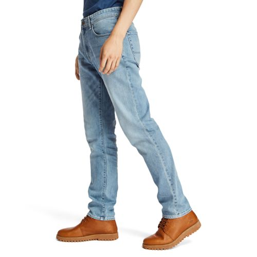 Men's Sargent Lake Slim Fit Stretch Denim Pant-