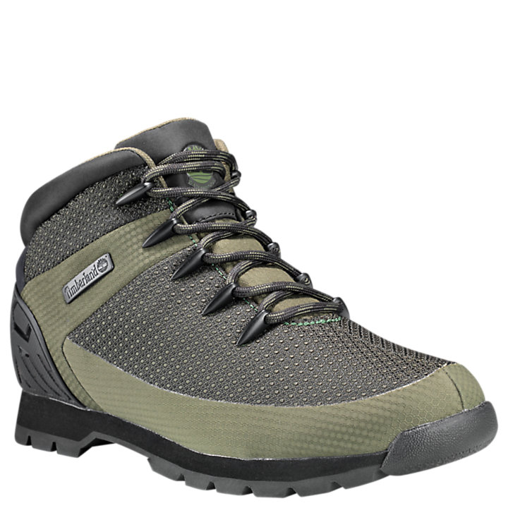 Men's Waterproof Euro Hiker Boots-
