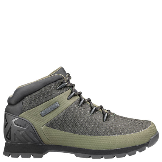 Men's Waterproof Euro Hiker Boots