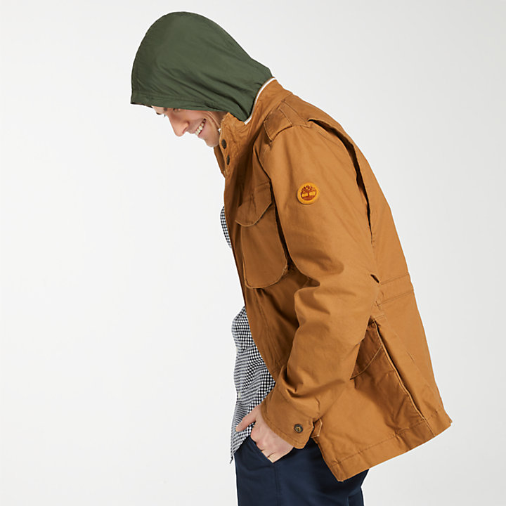 Men's Mt. Kelsey M65 Canvas Jacket-