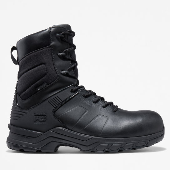"Men's Timberland PRO® Hypercharge 8"" Comp Toe Work Boots"