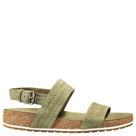 Women's Malibu Waves Double-Strap Sandals