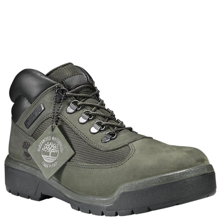 Men S Waterproof Field Boots Timberland Us Store