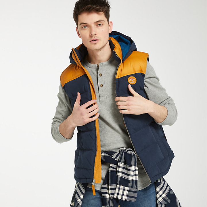 Men's South Twin Hooded Vest-