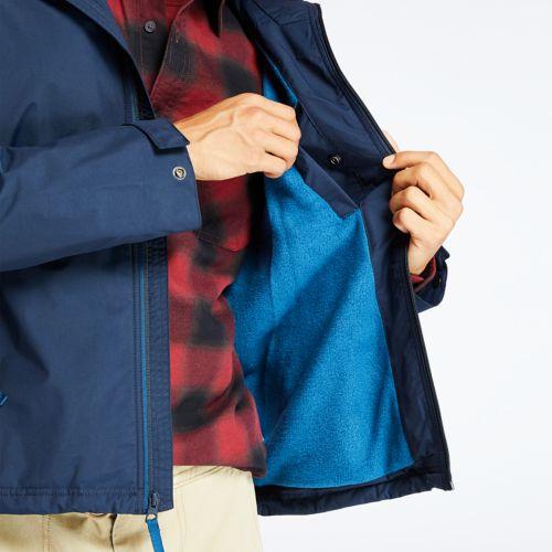 Men's Mt. Crescent Fleece-Lined Waterproof Jacket-