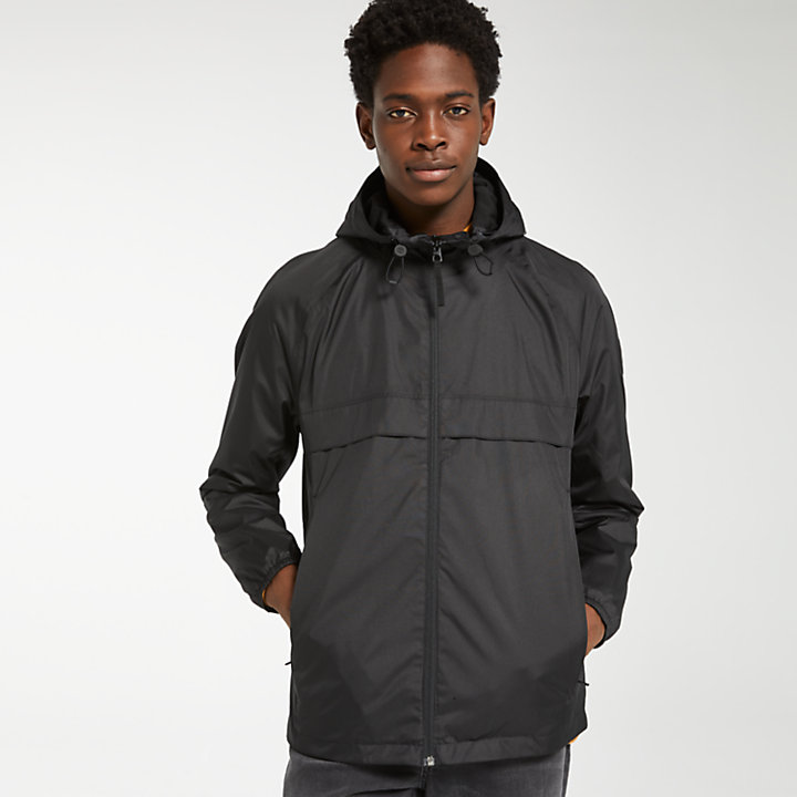 Men's Waterproof Hooded Shell Jacket-