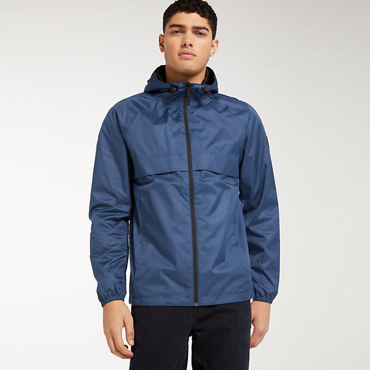 Men's Waterproof Hooded Shell Jacket-
