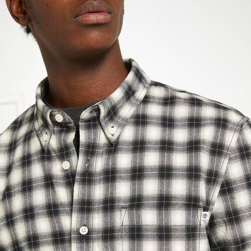 Men's Nashua River Slim Fit Flannel Shirt-