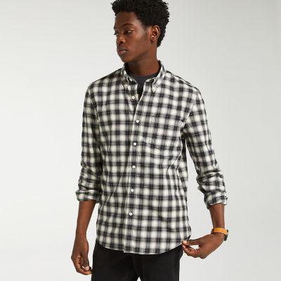 Men's Nashua River Slim Fit Flannel Shirt