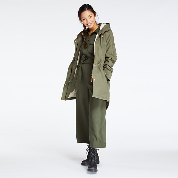 Women's Mt. Kelsey Fleece-Lined Parka-