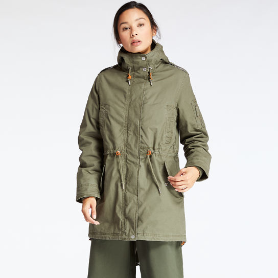 Women's Mt. Kelsey Fleece-Lined Parka