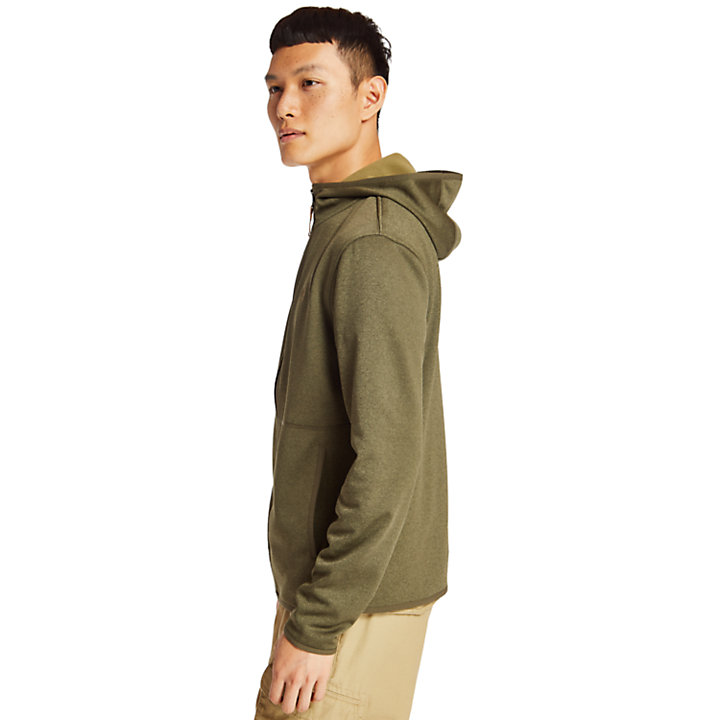 Men's Belknap Mountain Hooded Fleece Jacket-