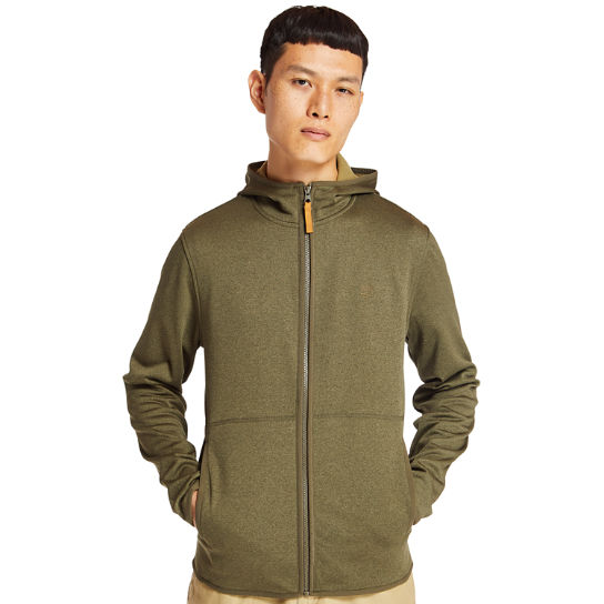Men's Belknap Mountain Hooded Fleece Jacket