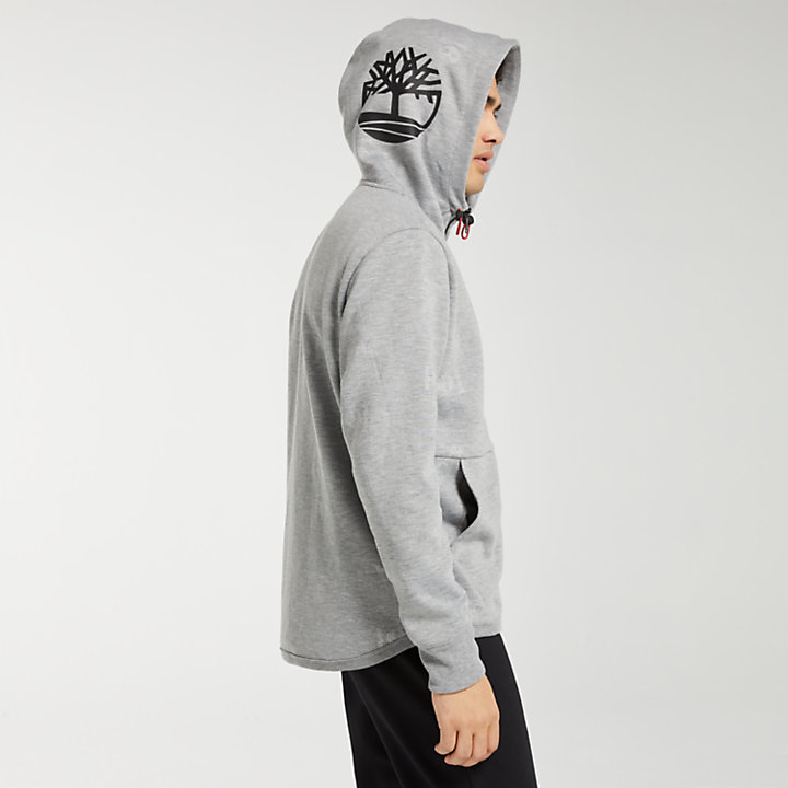 Men's Full-Zip Monogram Hoodie-