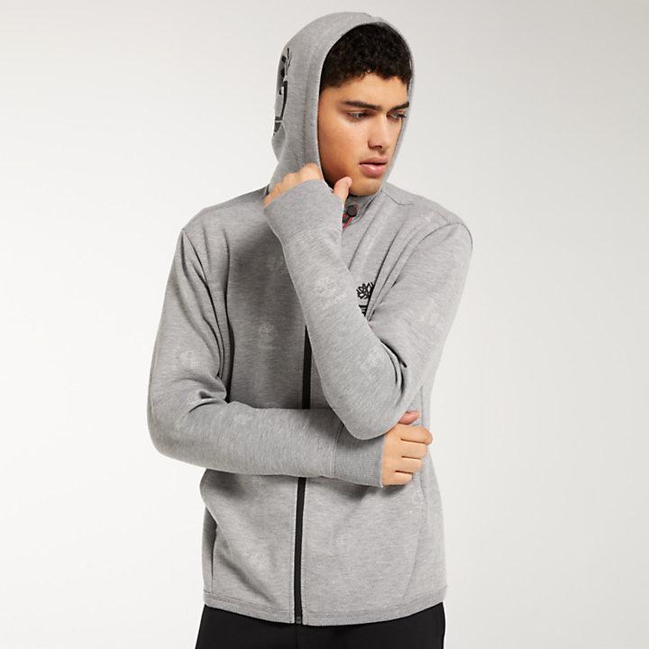 Men's Full-Zip Monogram Hoodie-