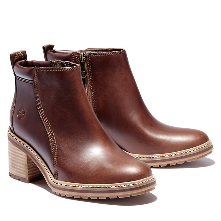 Women's Sienna High Ankle Boots-