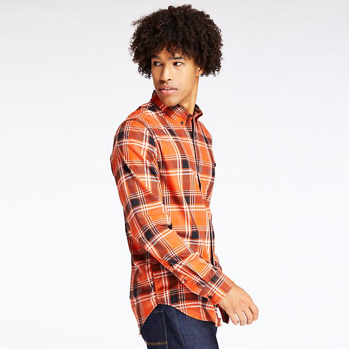 Men's Back River Lightweight Plaid Shirt-