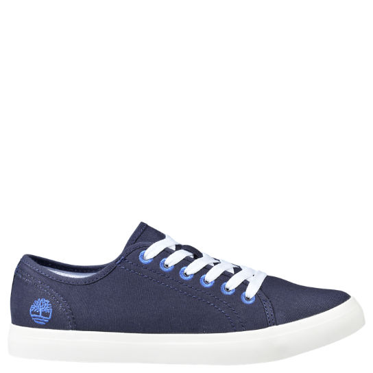 Women's Newport Bay Canvas Oxford Shoes