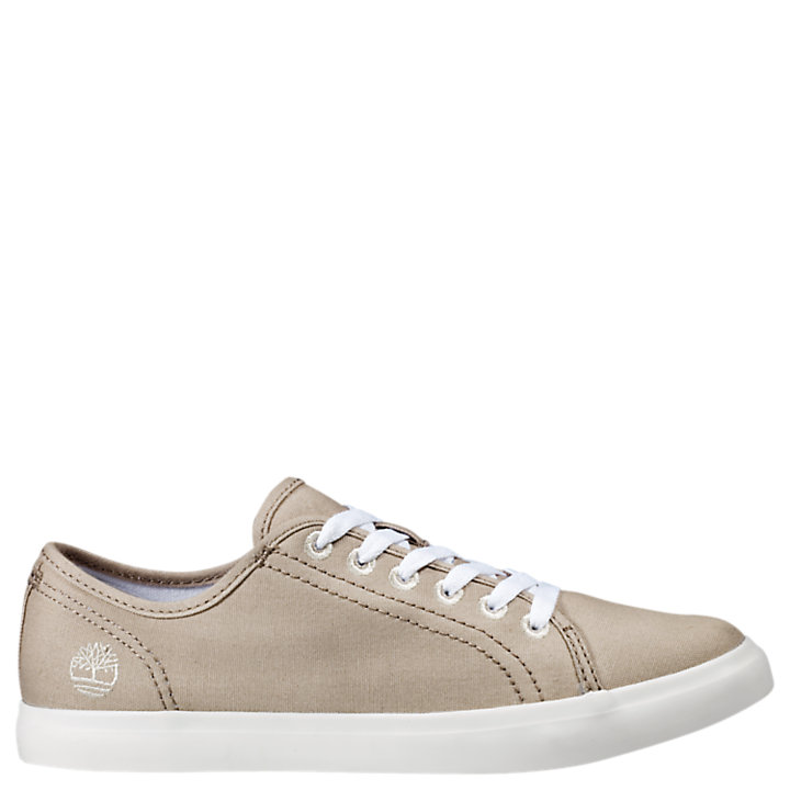 Women's Newport Bay Canvas Oxford Shoes-