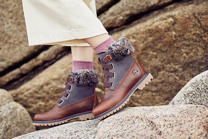 Women's Nordic Pull-On Waterproof Boots-