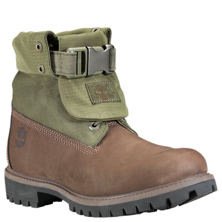 Men's Special Release Leather Gaiter Boots-