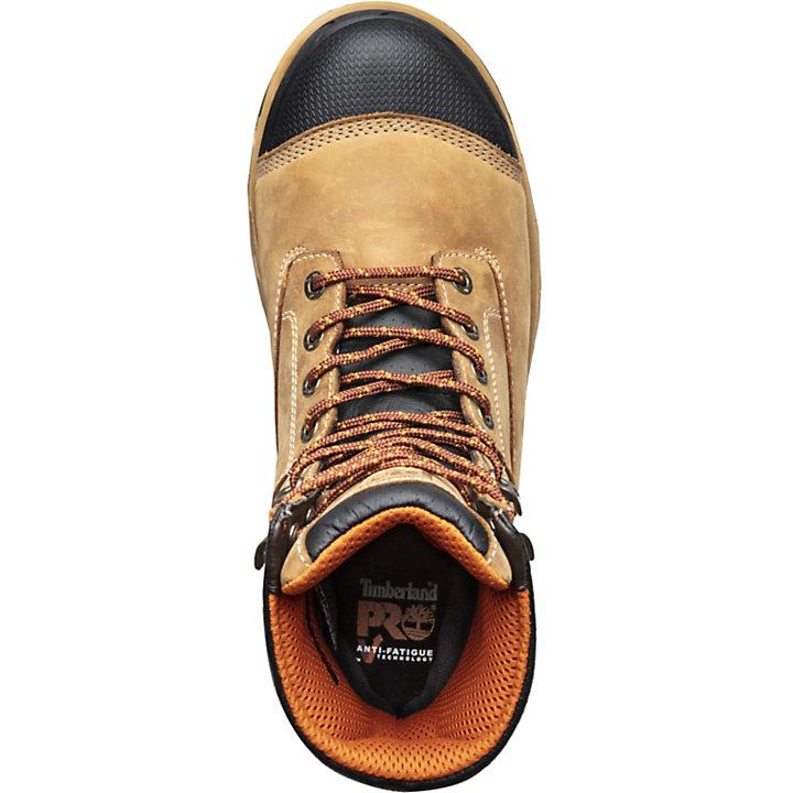 "Men's Timberland PRO® Boondock 8"""" Comp Toe Work Boots-"