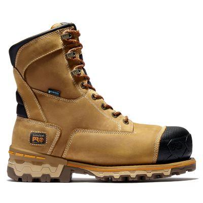 "Men's Timberland PRO® Boondock 8"""" Comp Toe Work"