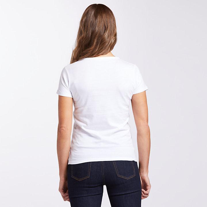 Women's Gumdrop Logo Holiday T-Shirt-