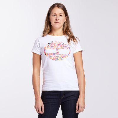 Women's Gumdrop Logo Holiday T-Shirt