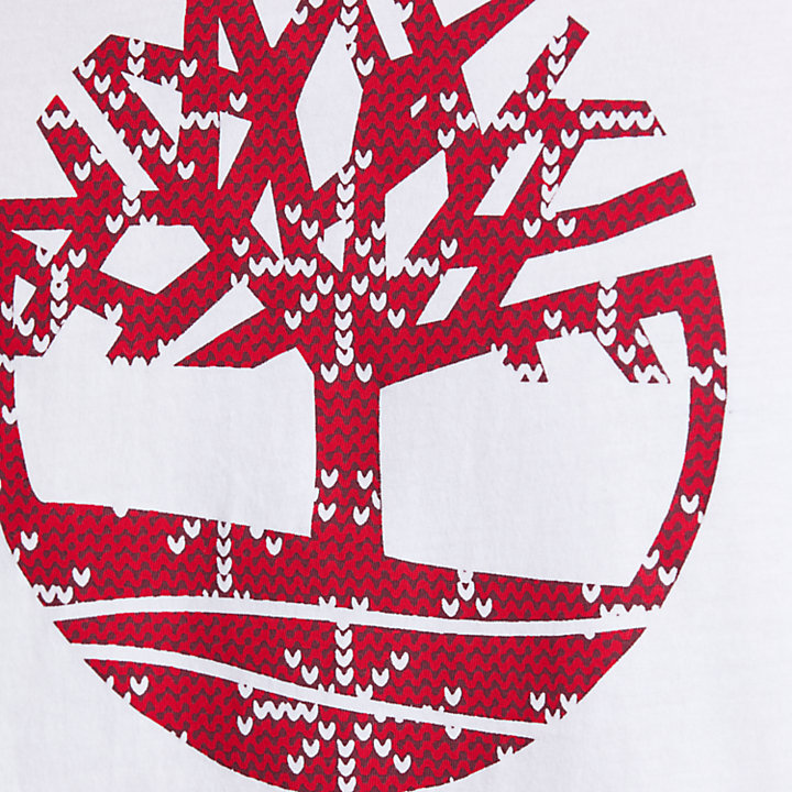 Men's Sweater Logo Holiday T-Shirt-