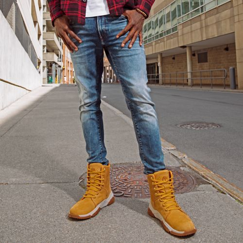 Men's Special Release CityForce Reveal Leather Boots-
