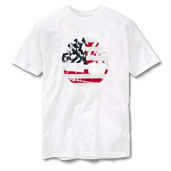 Men's Americana Tree Logo T-Shirt