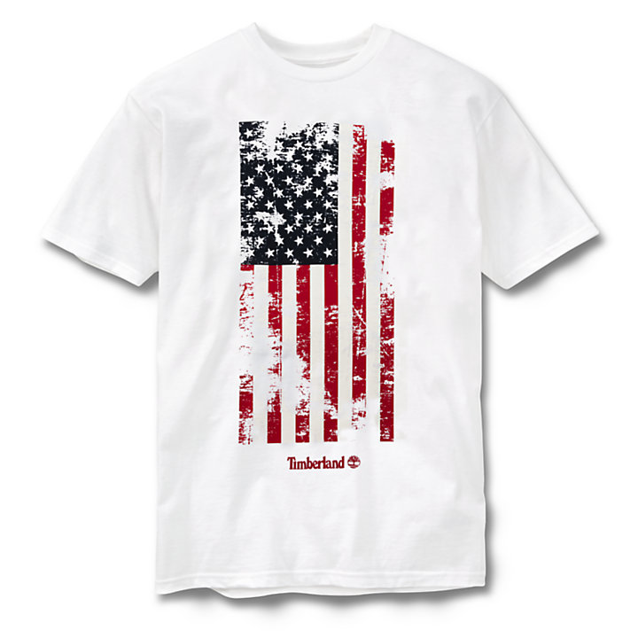 Men's Americana Flag T-Shirt-