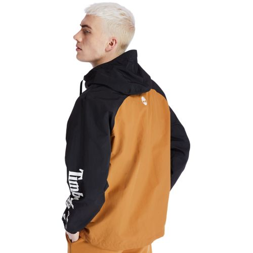 Men's Pullover Windbreaker-