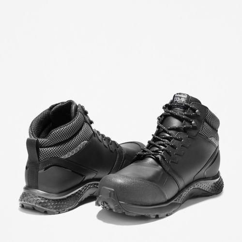 Men's Reaxion Composite Toe Waterproof Work Sneaker-