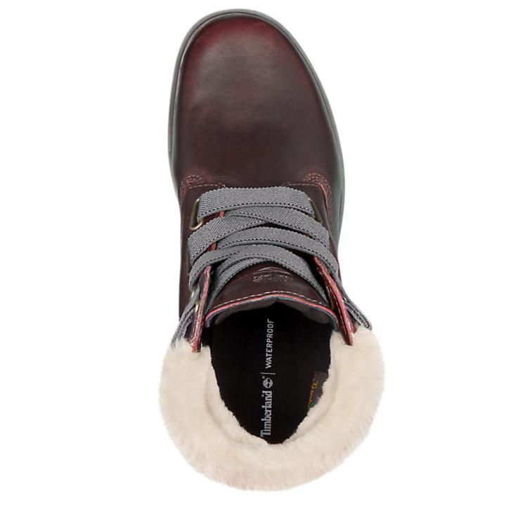 Women's Jayne Shearling-Collar Boots-