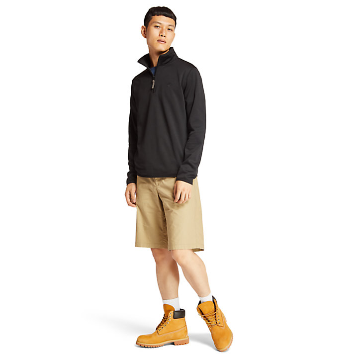 Men's Belknap Mountain Quarter-Zip Fleece Jacket-