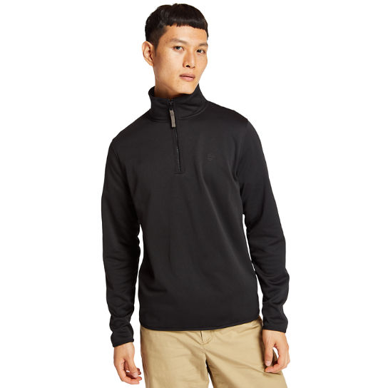 Men's Belknap Mountain Quarter-Zip Fleece Jacket