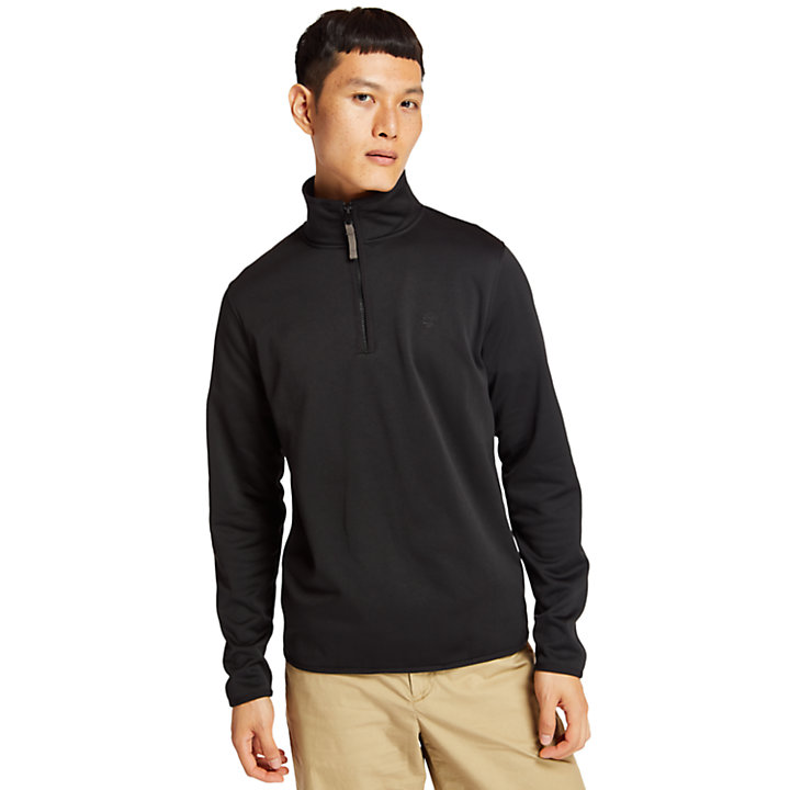 Men's Belknap Mountain Quarter-Zip Fleece Jacket-
