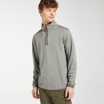 Men's Belknap Mountain Quarter-Zip Fleece Jacket