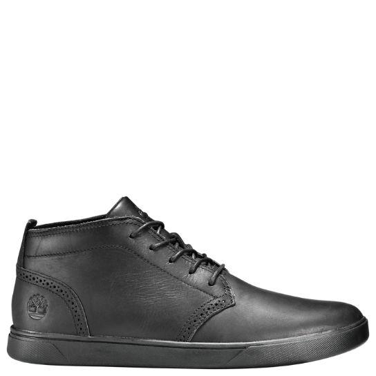 Men's Groveton Leather Chukka Shoes