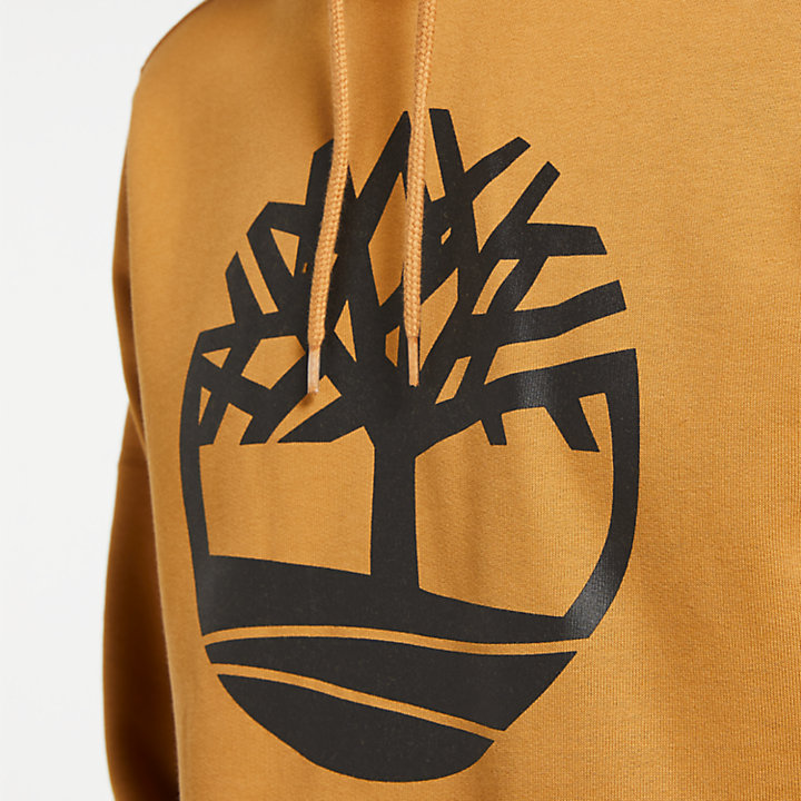 Men's Classic Tree Logo Hoodie-